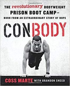 Conbody - bodyweight workout book