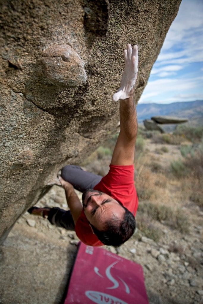 Alternatives - Rock Climbing