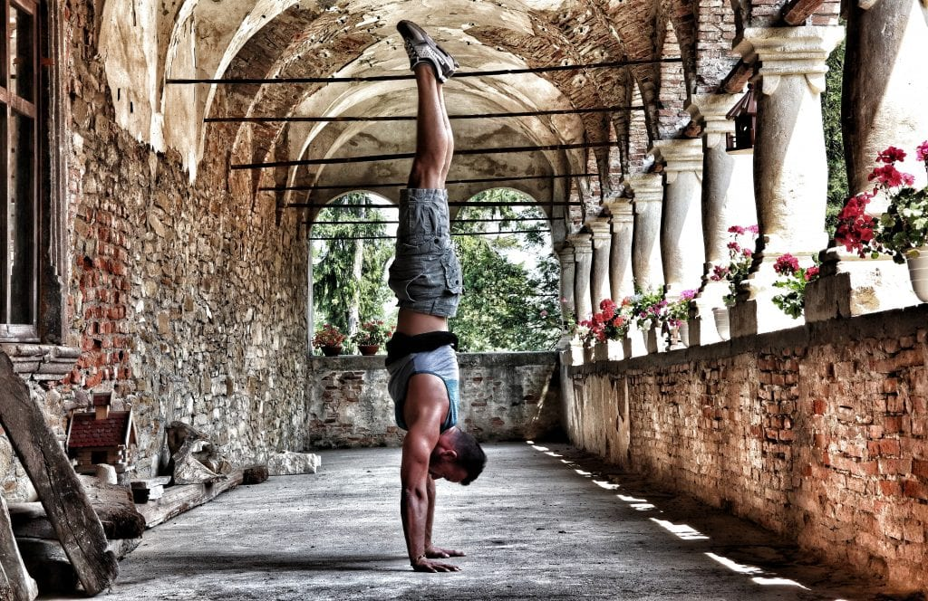 Handstand, the bottom line