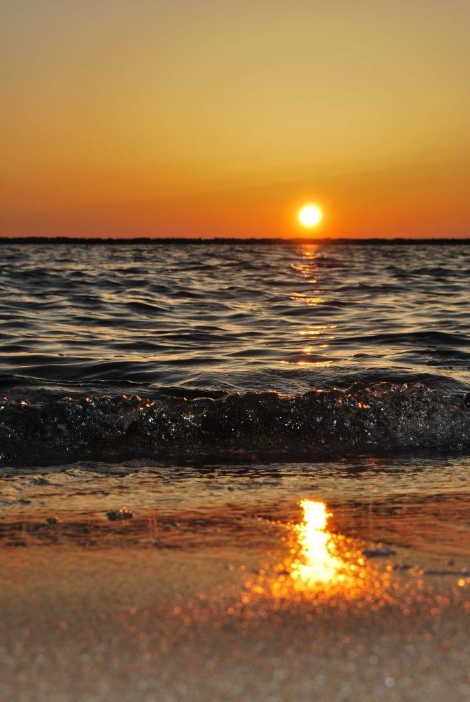 Sunrise for wakefulness