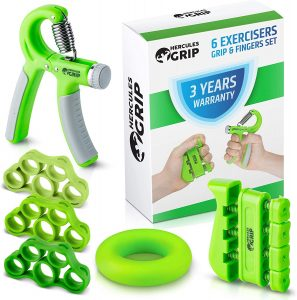 HerculesGrip Handgrip Strengthener
