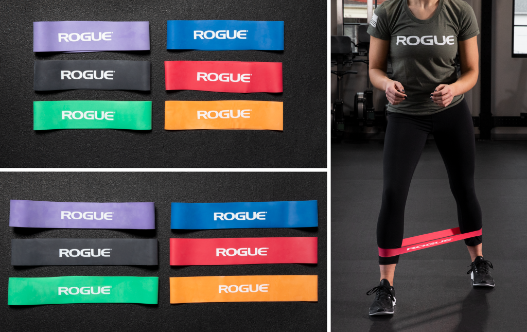 Rogue Loop Bands in use