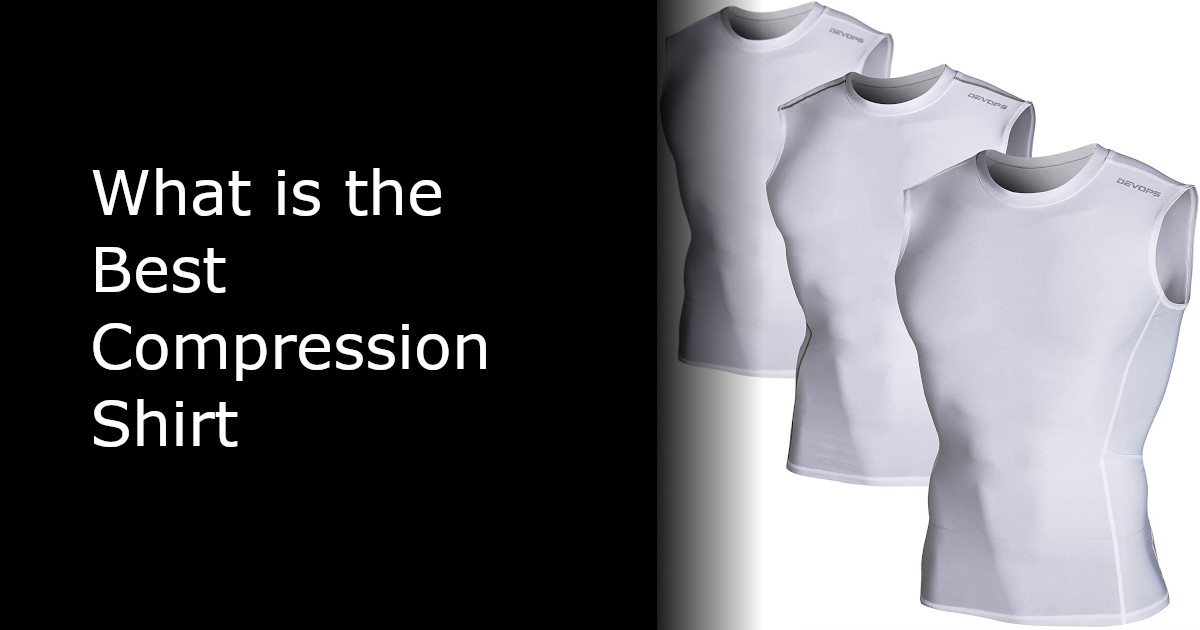 Best Compression Shirt Featured