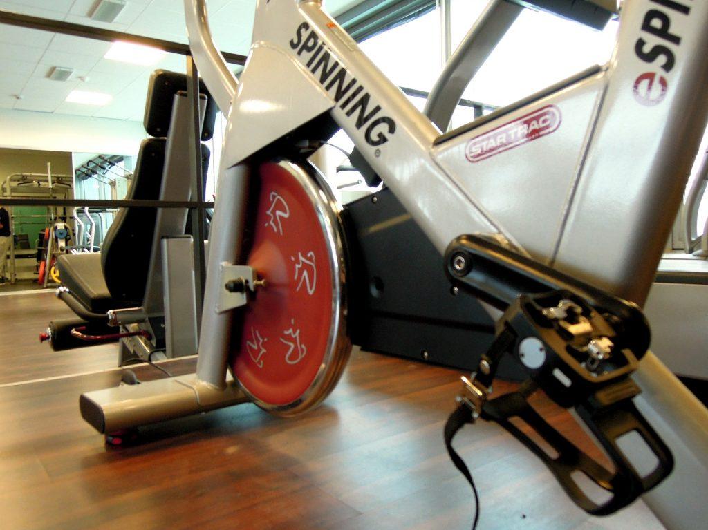 Professional Spin Bike