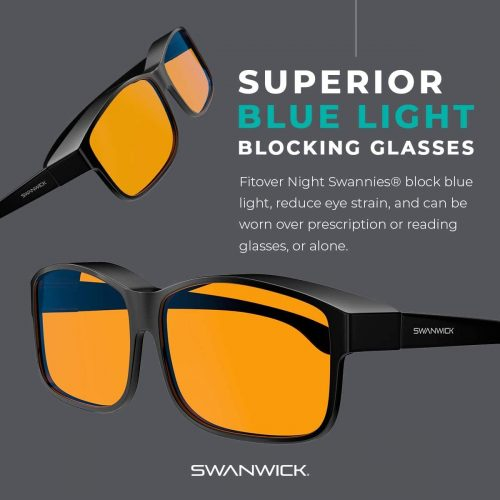 Swanwick Blue Light Blocking Glasses