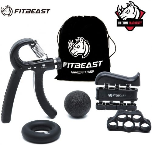 Fitbeast Hand Grip Strengthener Kit